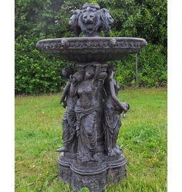 Eliassen Skulptur Bronze Vier Jahreszeiten Brunnen