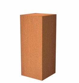 Adezz Producten Pedestal Adezz corten steel