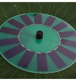 Fontein zonne-energie