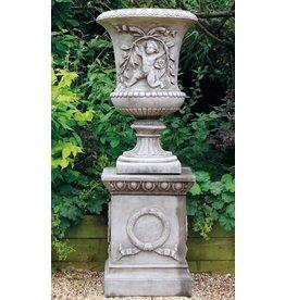 Dragonstone Garden vase Failand dragonstone