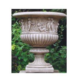 Dragonstone Garden vase Bacchus dragonstone