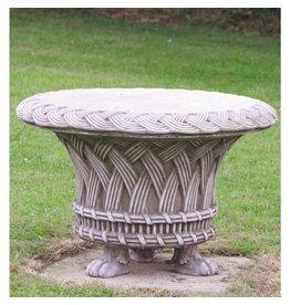 Dragonstone Garden vase Tudor dragonstone