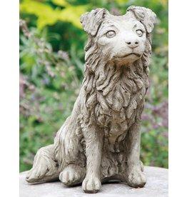 Dragonstone Tuinbeeld Collie hond