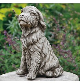 Dragonstone Tuinbeeld Bearded Collie (Disney) hond