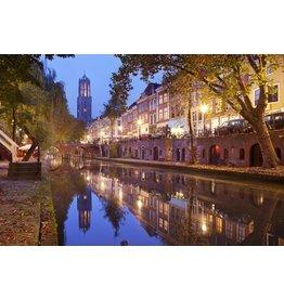 Ter Halle Glas schilderij 80x120cm Utrecht