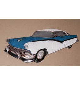 Eliassen Wall decoration Chevy blue