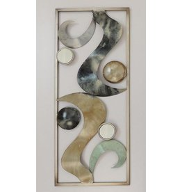 Eliassen wall decoration abstract 4