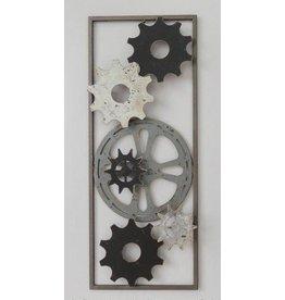 Eliassen Wall decoration gears