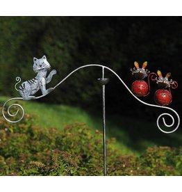 Eliassen Tuinsteker balans kat en muis