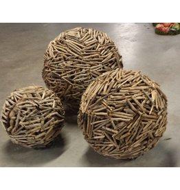Eliassen Bollampen zwerfhout in 4 maten
