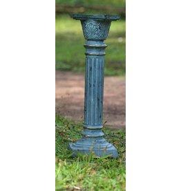 Eliassen Sockel Bronze 66 cm