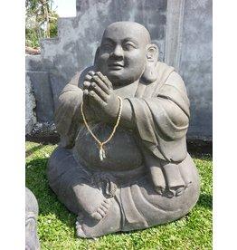 Eliassen Beeld monnik extra groot boeddistisch