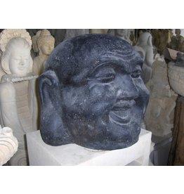 Eliassen Happy buddha head image