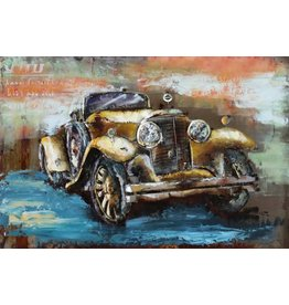 Eliassen Metal painting Classic 80x120cm