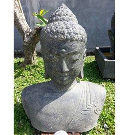 Eliassen Boeddha buste 110cm