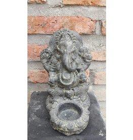 Eliassen Ganesha Leuchter 15cm