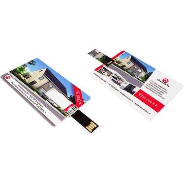 USB Stick USB2.0 Type Credit Card