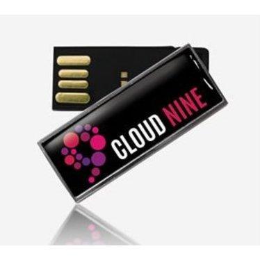 USB Stick USB2.0 Type Solid Twist