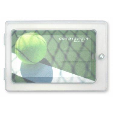 Transparant geschenkdoosje voor Credit Card