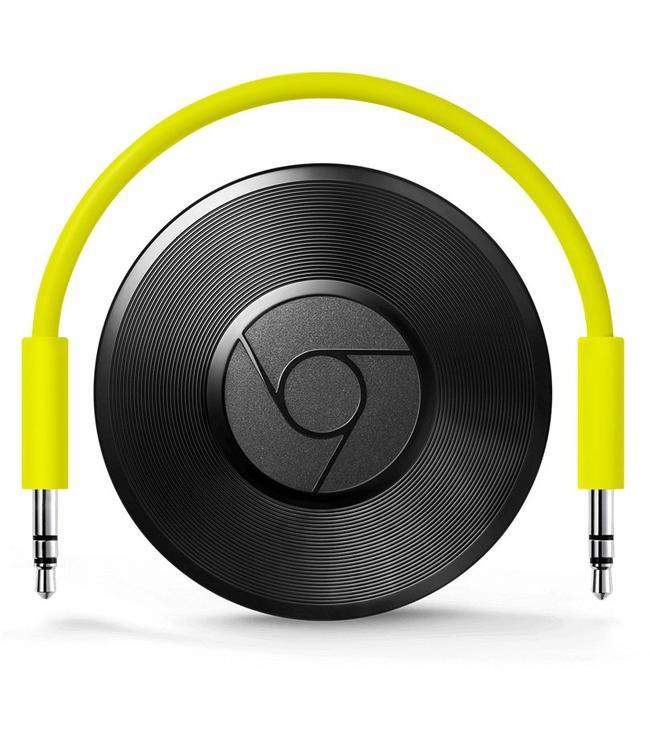 Google Chromecast audio streamer