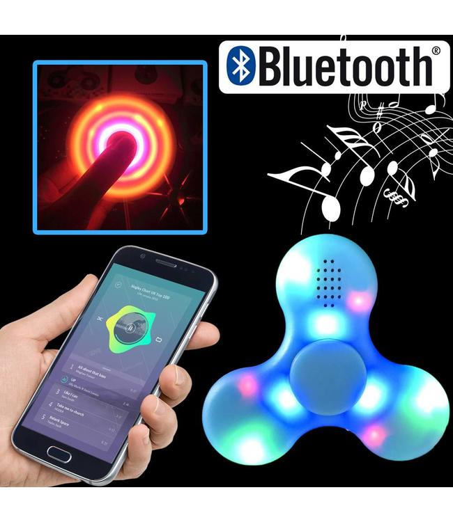 Spinner met Bluetooth muziek streaming.