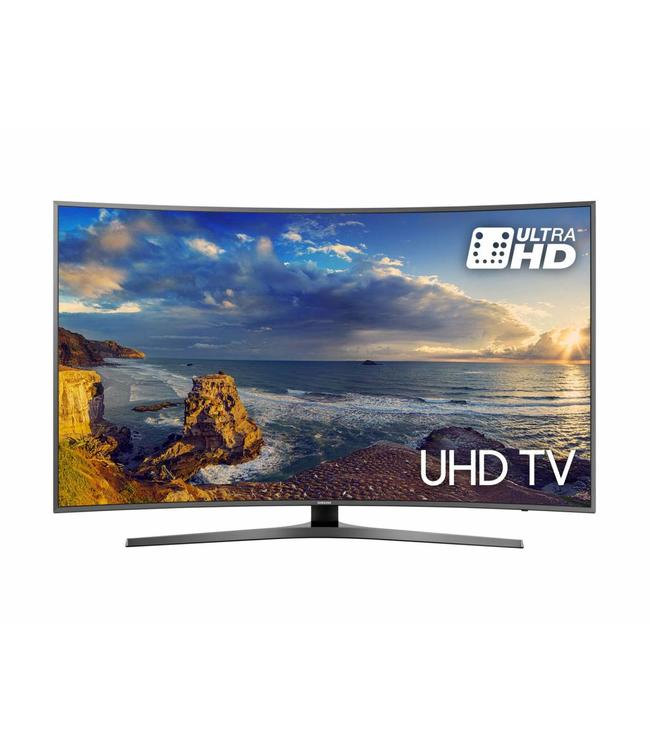 Samsung UE49MU6670 Curved 4K Ultra HD Smart TV 124cm / 49inch | Opruiming
