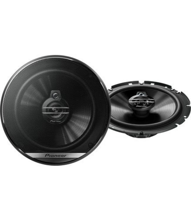 PIoneer TS-G1730F ronde 3 weg 17cm auto speakers | Prijs per set van 2 speakers