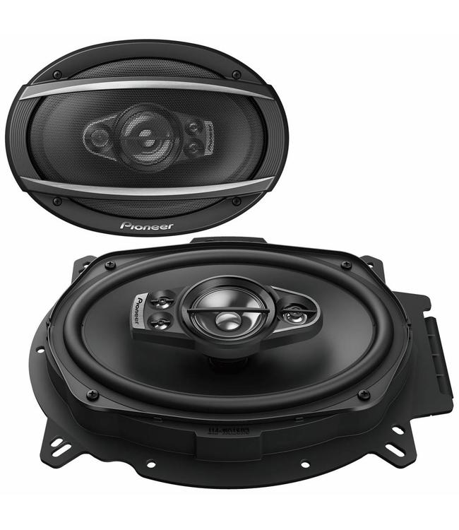 Pioneer TS-A6970F zware ovale 6×9 autospeakers