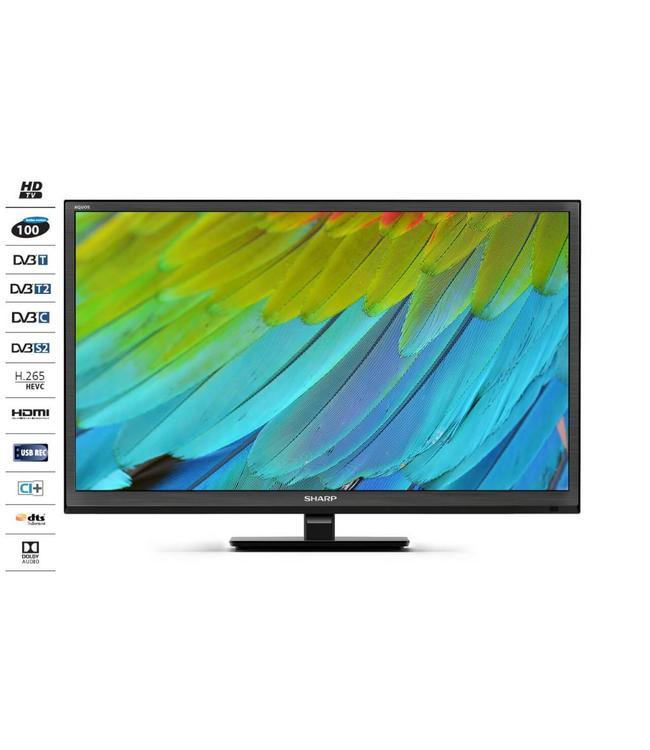 Sharp LC-24CHF4012E led tv 61cm / 24inch