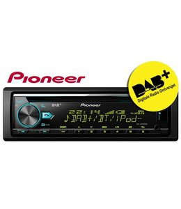 Pioneer DEH-X7800DAB + Gratis ..