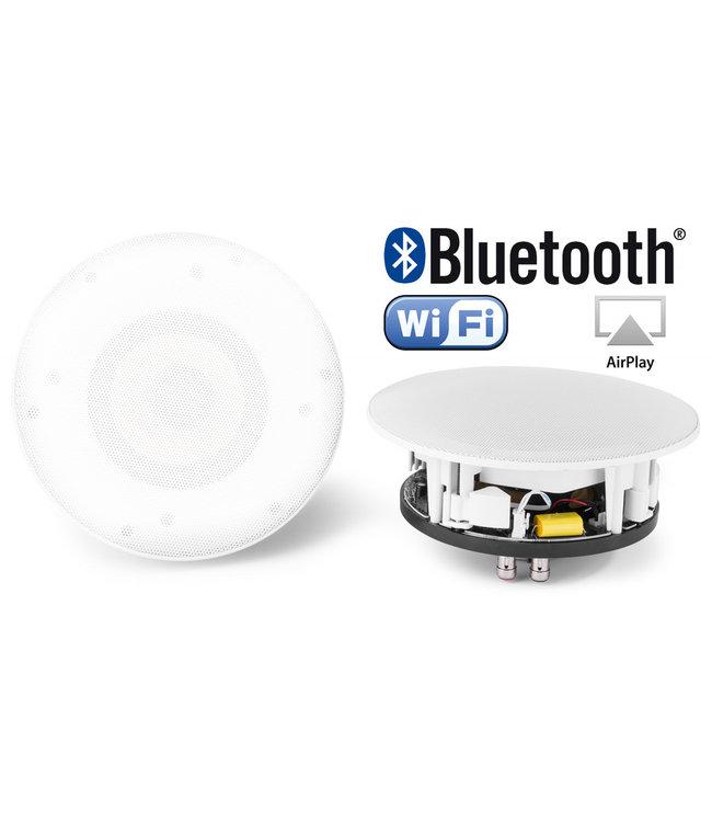 PD WCS50 inbouw plafond luidsprekers met versterker en WiFi + Bluetooh