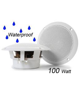 Set Inbouw speakers 100Watt