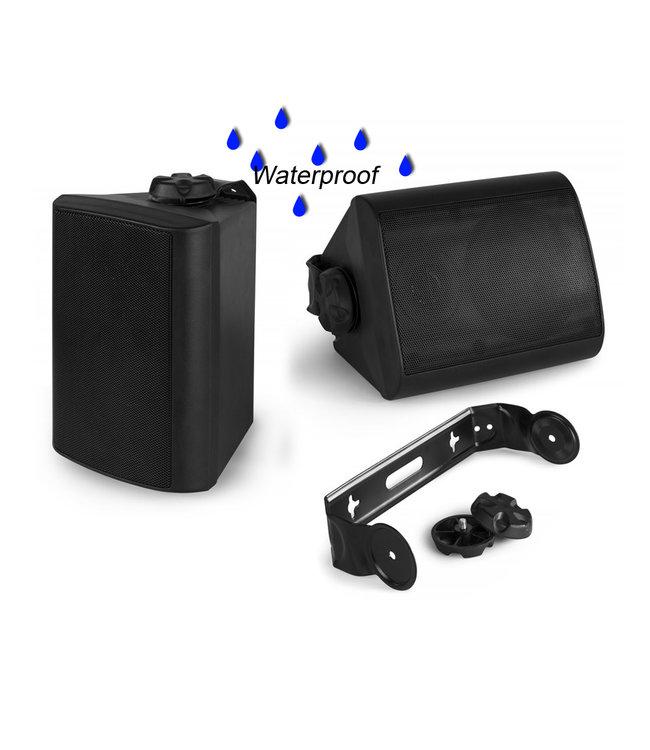 PD BGO50 luidsprekers voor binnen of buiten - zwart