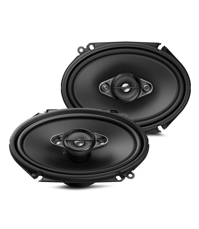 Pioneer TS-A6880F ovale 6×8 auto speakers