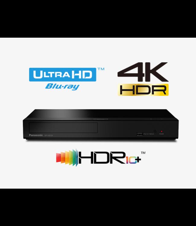 Panasonic DP-UB154EGK 4K Blu-ray speler met hdmi, usb