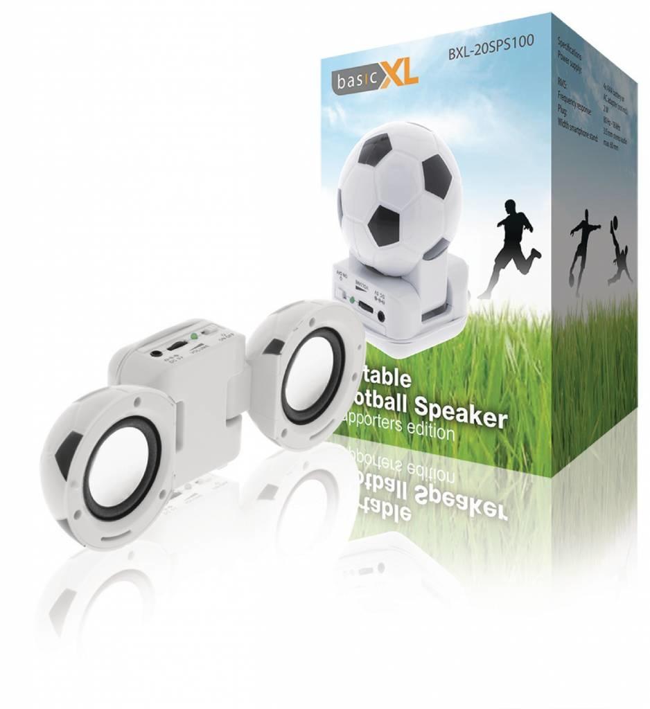 Voetbal luidspreker