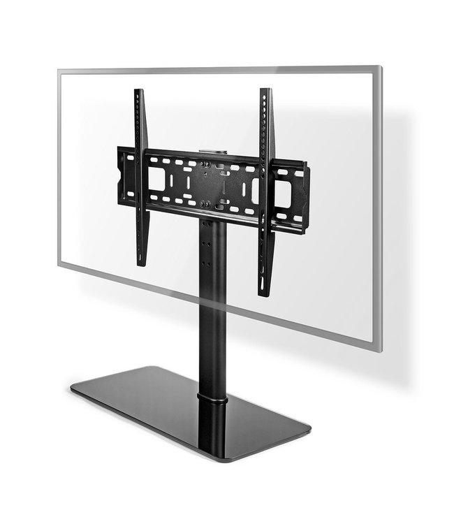 NEDIS TVSM2030BK Universele Vaste TV-standaard 4 hoogtestanden