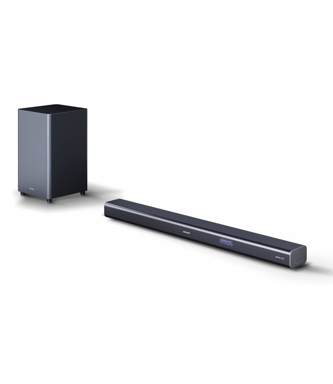 Sharp HT-SBW460 3.1CH Dolby Atmos® soundbar met draadloze subwoofer