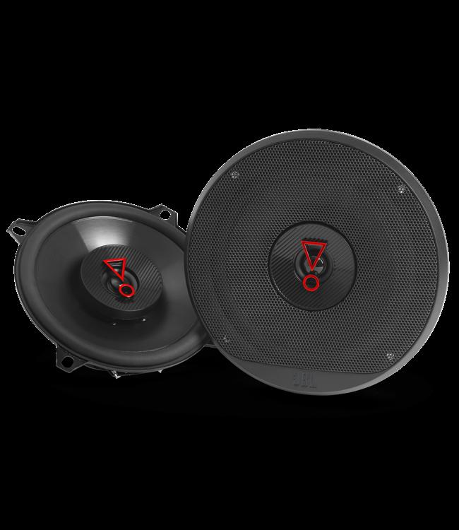 JBL Stage3 527 | autospeakers | pasklaar | rond | 13cm | 2 weg | gratis pop socket twv €9,95