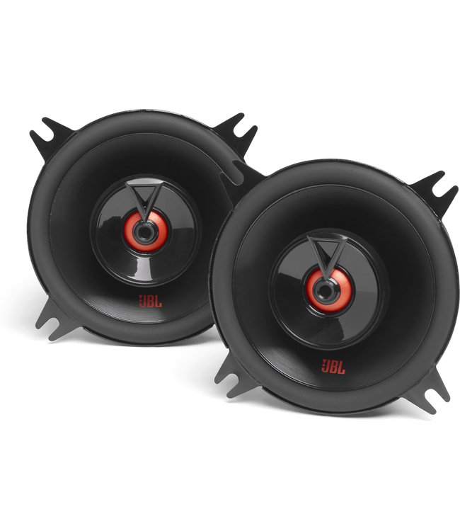 JBL Club 422F | autospeakers | rond | 10cm | 2 weg | zonder gril | Prijs per set van 2 speakers