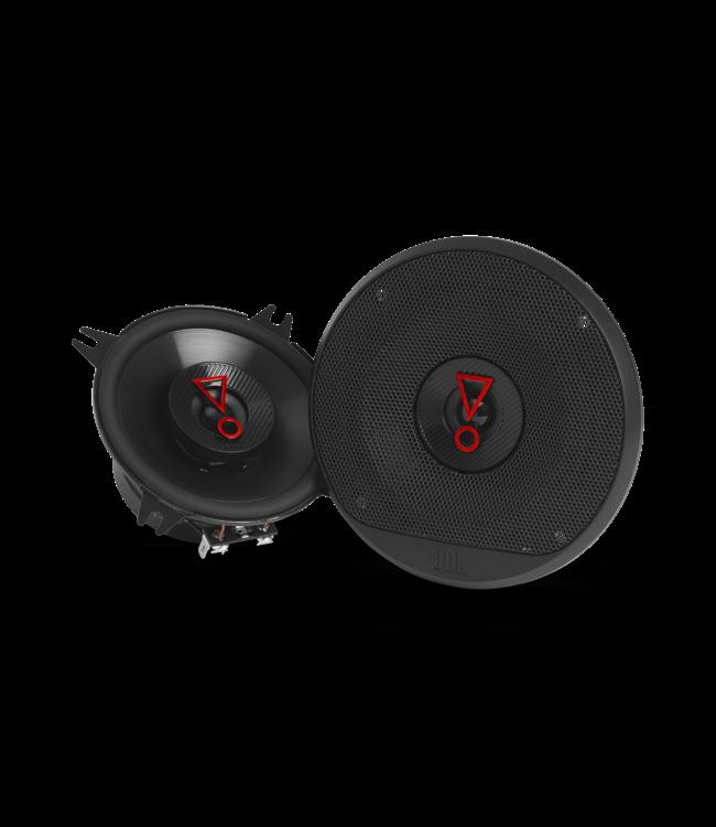 JBL Stage3 427 | autospeakers | rond | 10cm | 2 weg | zonder gril
