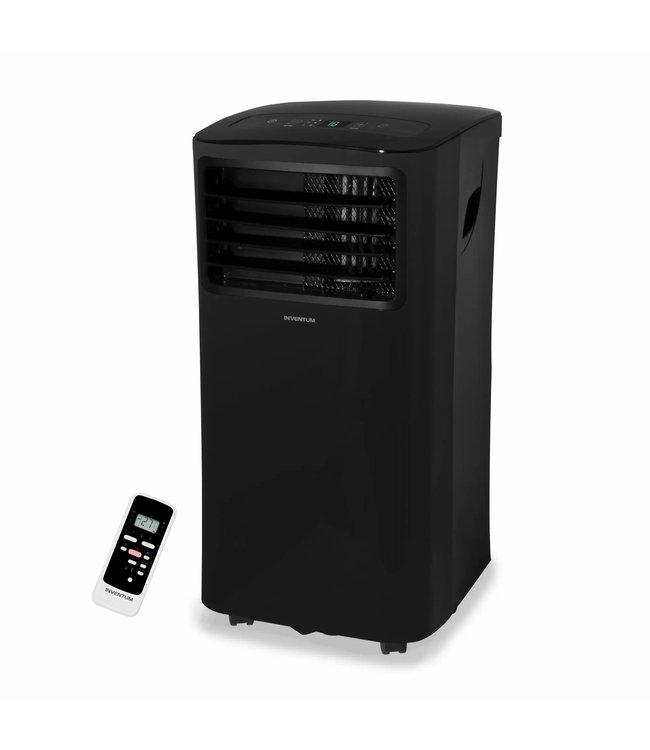 Inventum AC902B zwarte mobiele 3-in-1 airco met afstandsbediening
