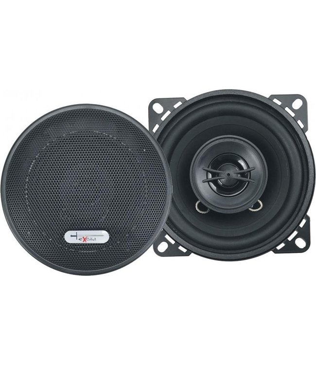 Excalibur X102 ronde 10cm 2-Weg auto speakers | 200Watt