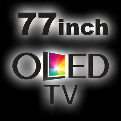 77 inch OLED TV