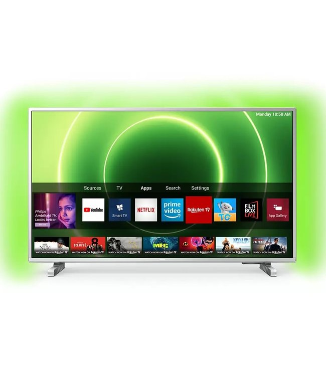 Philips 32PFS6905/12 - 80cm / 32inch Android Smart TV met  Ambilight
