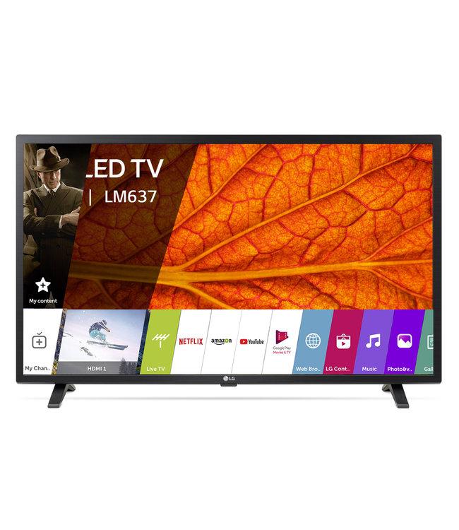 LG 32LM6370PLA Full HD Smart tv 32inch / 80cm Ziggo geschikt | NL model