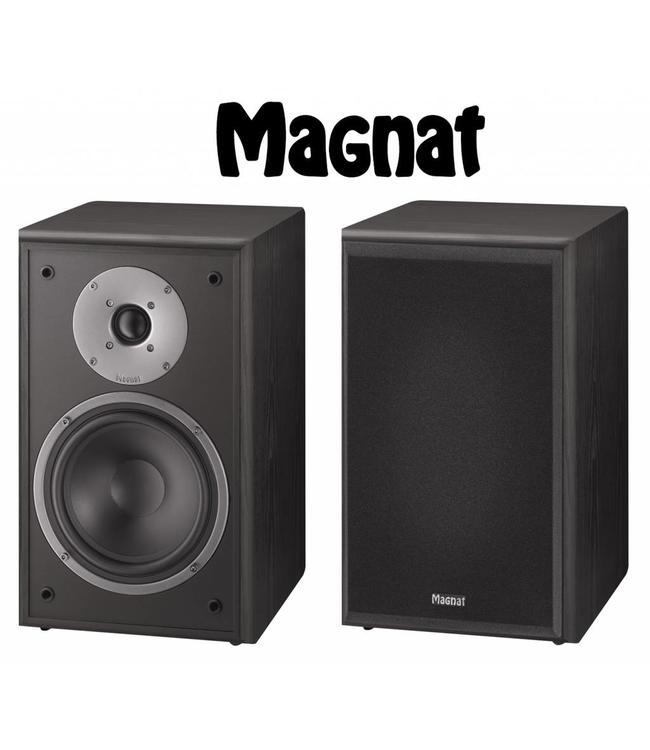 Magnat Monitor Supreme 202 boekenplank luidsprekers met een mooi vol geluid prijs per set kleur zwart