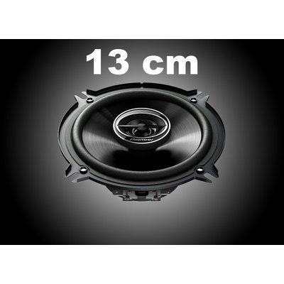 13cm Auto speakers