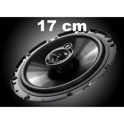 17cm Auto speakers