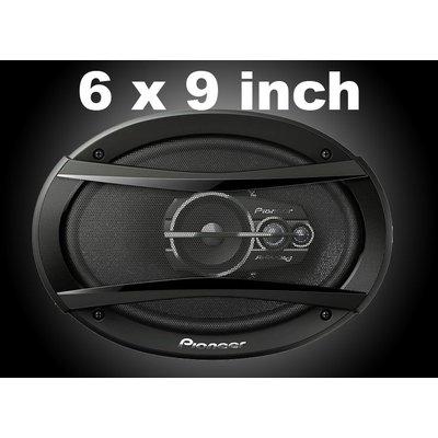 6x9inch Autospeakers